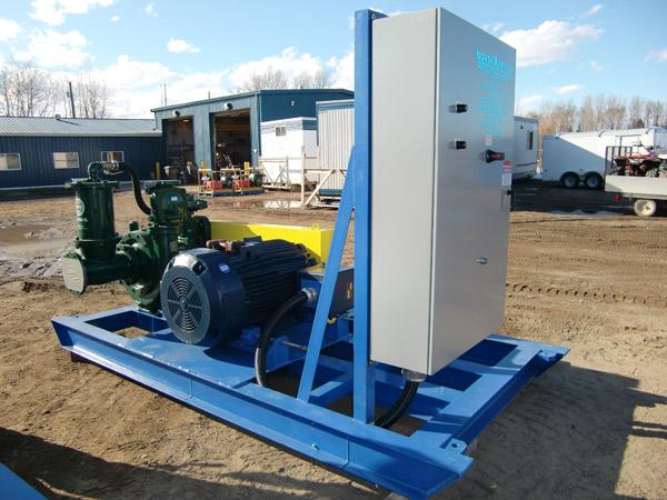 North Fringe - Electric Pump rental pioneer