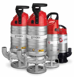 grindex pump pumping, sludge pump, air valves